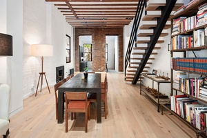 Flawlessly Renovated 4-Bed Duplex on Washington Square Park Asking $6M