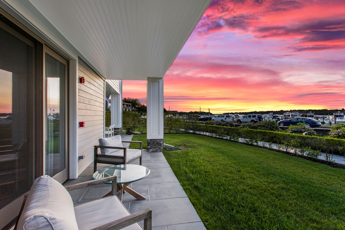 Sweeping Sag Harbor Water Views
